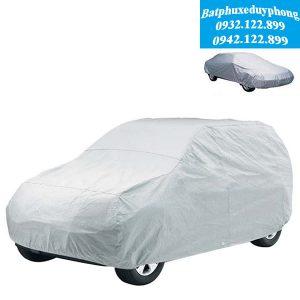 Bạt phủ ô tô 4 chỗ loại nhỏ