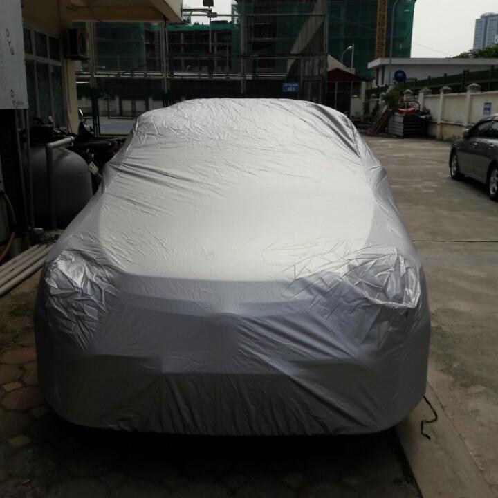 Bạt Phủ Xe ô Tô 4 Chỗ Tại Minh Khai