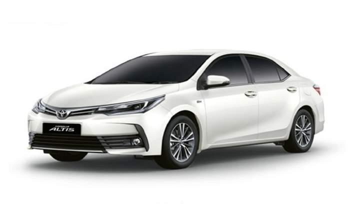 Bạt Phủ Xe Oto Toyota Corolla Altis